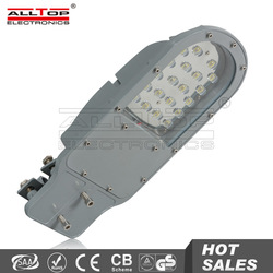 High efficiency outdoor IP67 waterproof 22w led street light