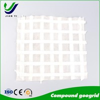 ODM/OEM acceptable geogrid composite nonwoven geotextile