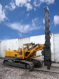 Piling Rig Abi RE 8000