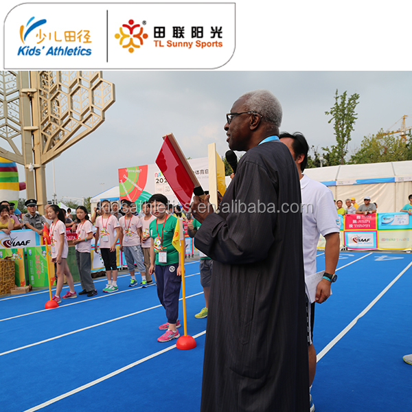 school sports start for kids athletics competition, wood start for a race