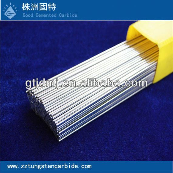 Supply high quality solid carbide rod from zhu zhou