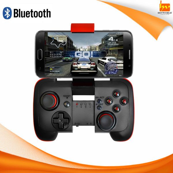 For iphone/ipad/Samsung/Android Tablet PC/ TV Box Bluetooth Wireless Game Controller