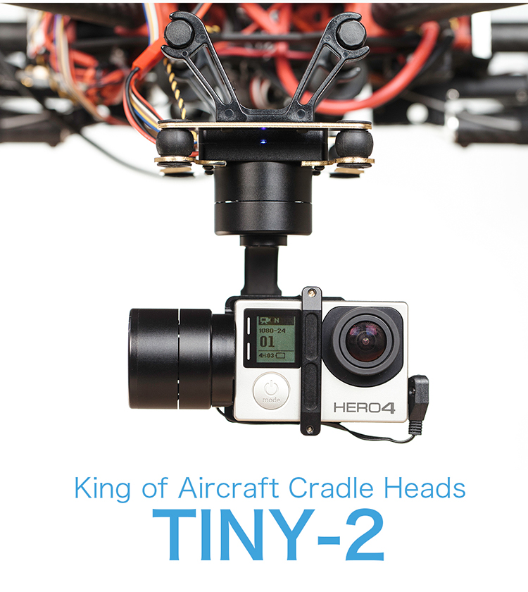 Zhiyun Z1-Tiny 2 3-axle