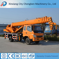 2016 Brand New Lorry Loading Used Truck Crane Sales