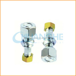 Factory's high quality but cheap price wheel bolt m16