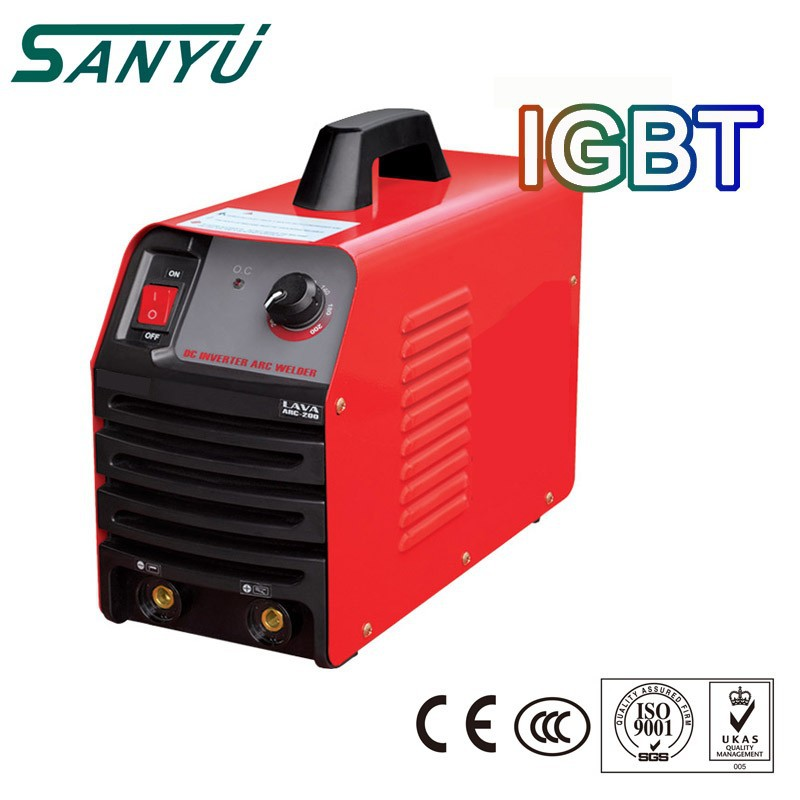 Sanyu Mosfet MMA 200A Stick welding machine