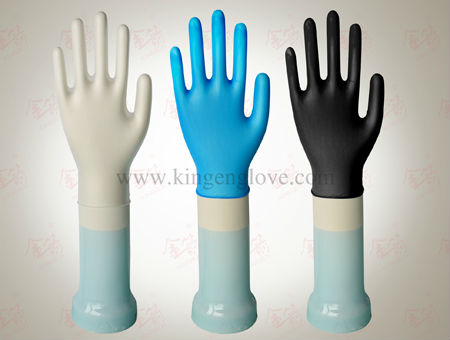 vinyl disposable glove pvc coated gloves disposable veterinary gloves