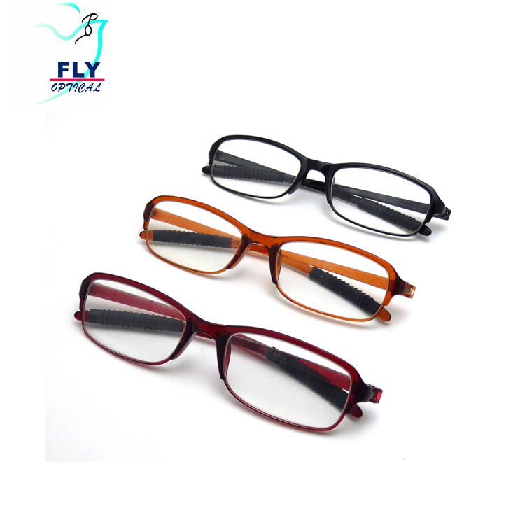 new design cheap custom <strong>logo</strong> pc oval frame reading glasses