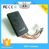 Car alarm remote engine starter and mini personal gps tracker for smartphone GSM