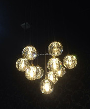 Online Shopping Crystal Balls Pendant lamps G4 LED Lights