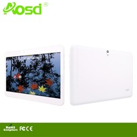 "Fashion Design Tablet PC Free Softwar Download 10"" Competitive Price MTK6572 Quad Core 1024*600"