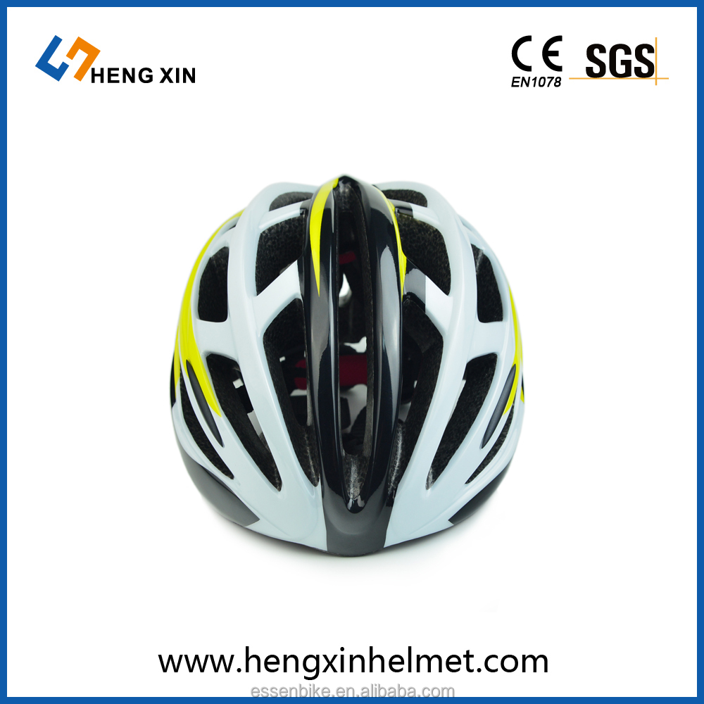 W01 American safety in mould PC and EPS helmets with 24 air vents