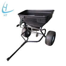 Garden Fertilizer Spreader tool cart,lawn seed spreader/manual fertilizer spreader