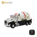 27MHz engineering vehicle remote control rc concrete mixer truck
