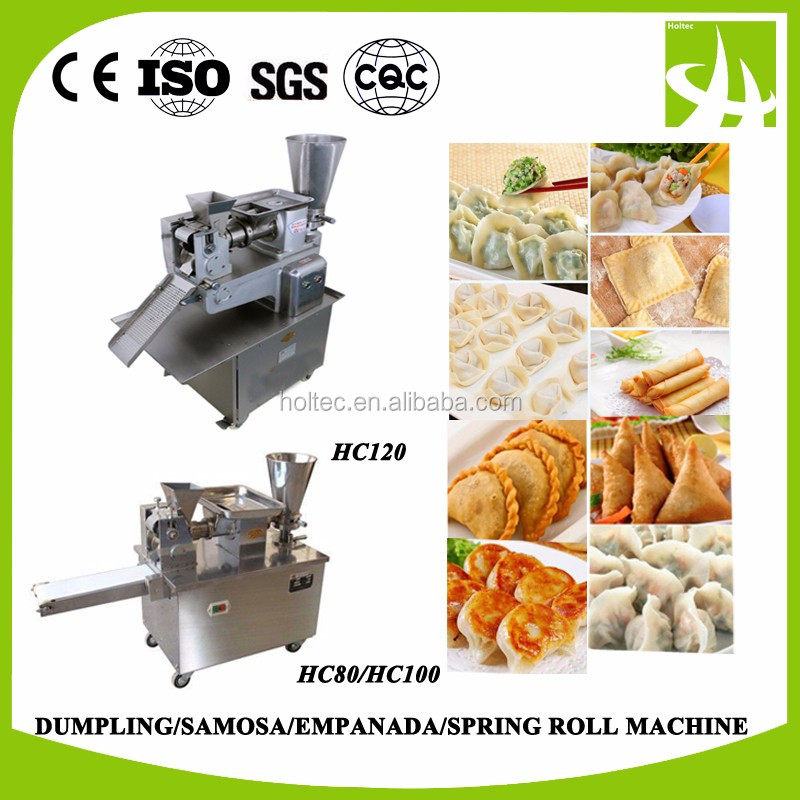 Holtec Automatic Samosa Folding Machine/Empanada/Pelmeni/Ravioli Making Machine
