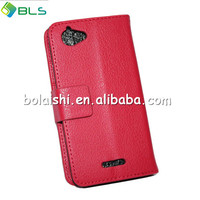 flip leather case for sony xperia l s36h