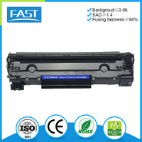 Black premium compatible toner cartridge for HP LaserJet P1007