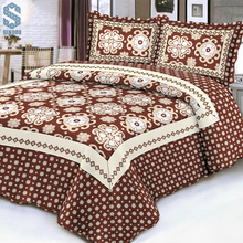 Factory hot sales full bed china wholesale summer quilt fancy bedspreads