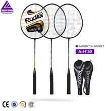 Free shipping wholesale professional ferroalloy Rodler brand badminton racket