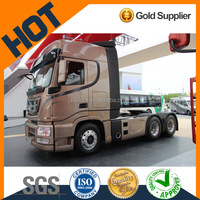 Dongfeng tractor truck and trailer for sale cheap DFH4250