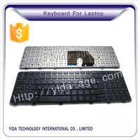Spanish laptop keyboard replacement for hp DV6-6000 laptop with arabic