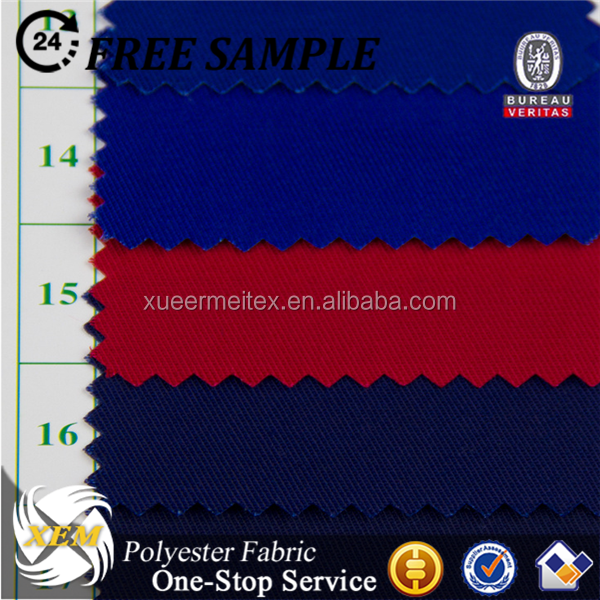 T/C Twill Workwear Fabric for Workwear Uniform