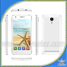 Cheap big screen android phone 3g 5 inch quad core smartphone
