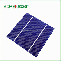high efficiency poly crystalline solar cell 5x5 12V panel