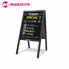 Outdoor Wooden Mini Blackboards for sale