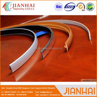 Protect furniture PVC/ABS/Acrylic edge strip
