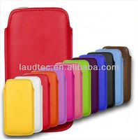 New Coming PU Leather Pull Tab Case for LG G2 , Flip Case Cover for LG G2 ----Laudtec