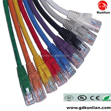 4 Hot sale 23AWG UTP CAT6 Cable Lan Network Cable/usb rs232 to rj45 cable