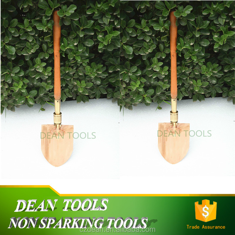 Beryllium Copper Alloy Non Sparking Multi -Functional Universal Folding Shovel