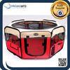 600D Oxford Pop Up Dog Tent Automatic Dog Show Tent