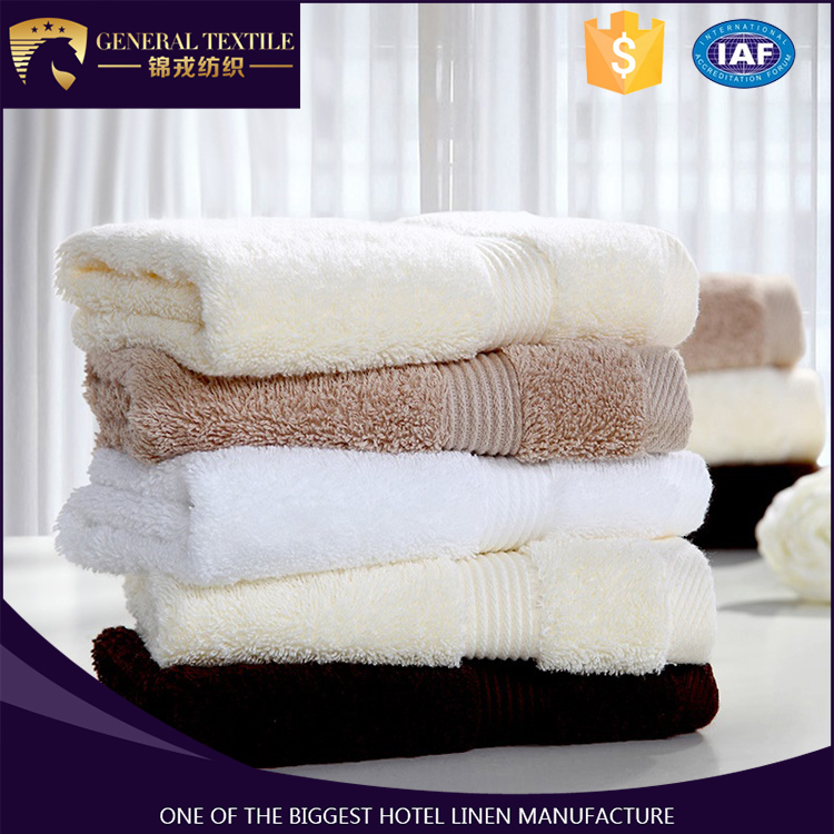 100% cotton small cheap wholesale hand towels for hotel and hospital
