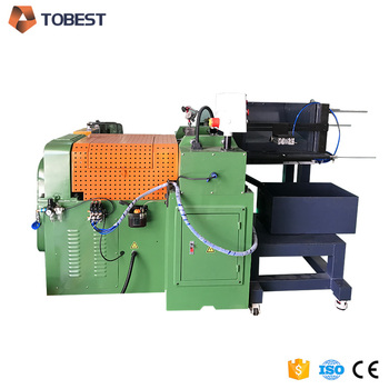 Auto lathe machine auto thread rolling machine thread trimming machine