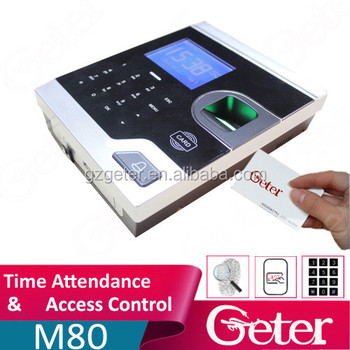 New Arrival Fingerprint and Rfid Card Access Controller JTL-M80