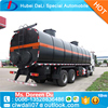 38000 Liters asphalt bitumen Tank Semitrailer for transporting Crude oil