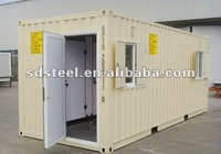 CE&ISO house container