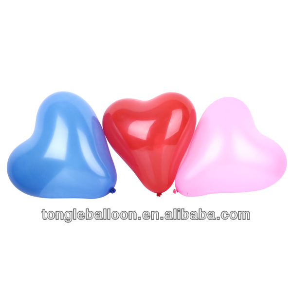 2019 China wholesale heart shape party inflatable balloon