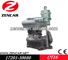 Toyota water cooled turbocharger CT16 for Hiace Hilux