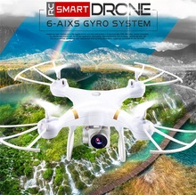 FPV WIFI Selfie Drone with HD Camera 720P Quadcopter 2.4G 4CH 6Axis Helicopter Dron Remote Control Toy RC Drones