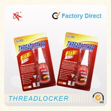 High strength, Excellent Chemical Resistance, Anaerobic Threadlocker 271