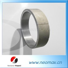 Customized Neodymium Ring Radiation Magnet for Motor Generator use for hot sale