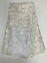 African ladies wedding dresses material teal guipure lace fabric