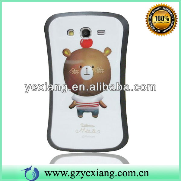 Desiny Absorbing Hybrid Tpu Case Cover For Samsung Galaxy S3 Soft Skin