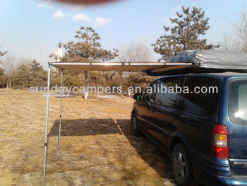 4WD 4x4 side car Awning