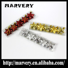 Wholesale design plastic christmas star christmas decorations