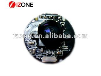 CMOS USB 2MP Wide Angle 167 Degree Fixfocus Board Cemera Module