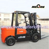 DIESEL FORKLIFT TRUCK with China engine and Japan engine optional